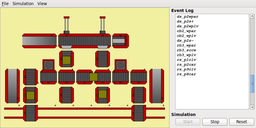 Fg Des Manufacturing System Simulator